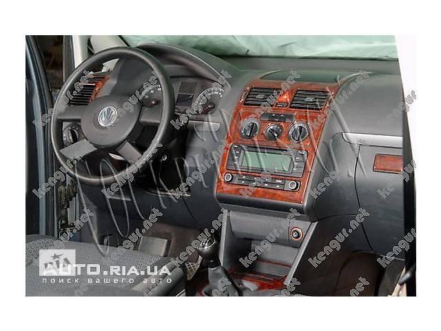 купить бу Накладки на торпедо для Volkswagen Caddy пасс. в Луцке