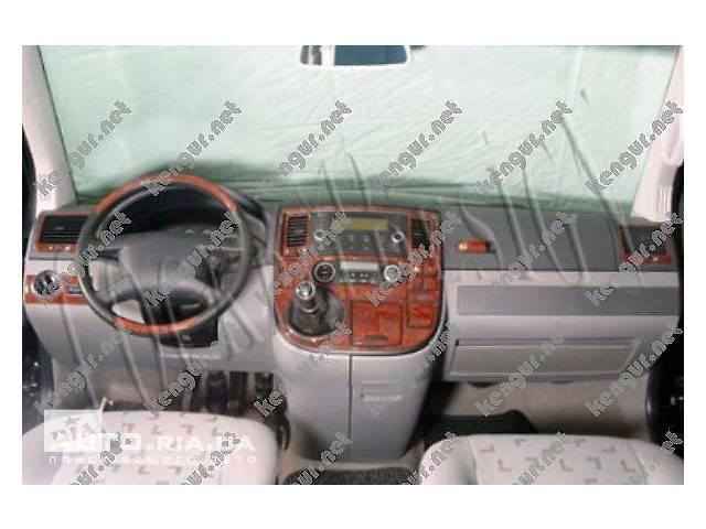 Накладки на торпедо для Volkswagen T5 (Transporter) пасс.- объявление о продаже  в Луцке