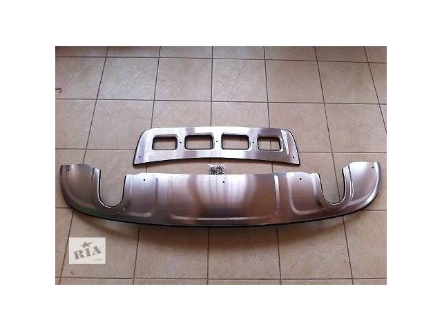 бу Накладки переднего и заднего бампера Skid Plate Audi Q5 в Луцке