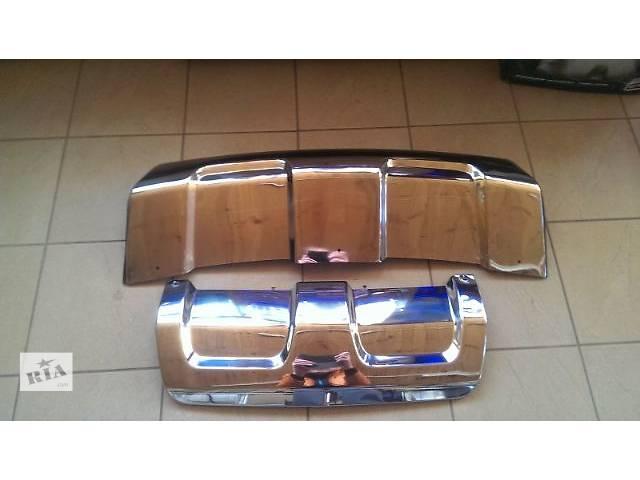 бу Накладки переднего и заднего бампера Skid Plate Range Rover Sport в Луцке