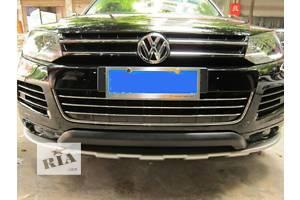 Новые Бамперы передние Volkswagen Touareg