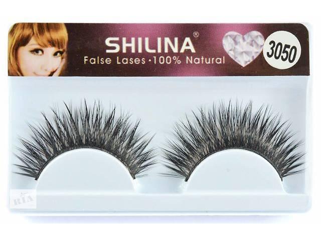 купить бу Накладные искусственные ресницы Shilina, «норка», высокое качество, ручная работа, 12 мм в Хмельницком