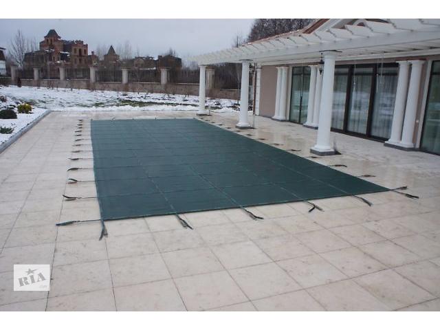 продам Накрытие для консервации бассейна на зимний период бу в Киеве