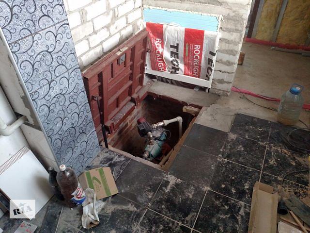 продам Напольный люк невидимка. бу в Днепре (Днепропетровск)