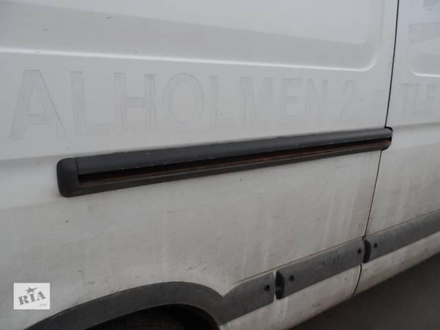 купить бу Направляющая бок двери(лыжа) Рено Мастер Renault Master Опель Мовано Opel Movano 2003-2010 в Ровно