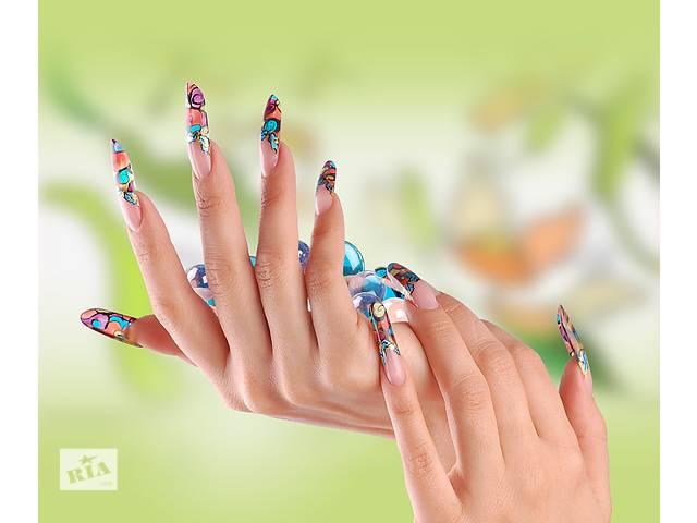 продам Наращивание ногтей  гелем в Алчевске бу в Луганской области