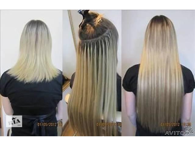 бу наращивание волос по итальянской технологии,капсульное,кератин,микро-капсульное в Закарпатской области