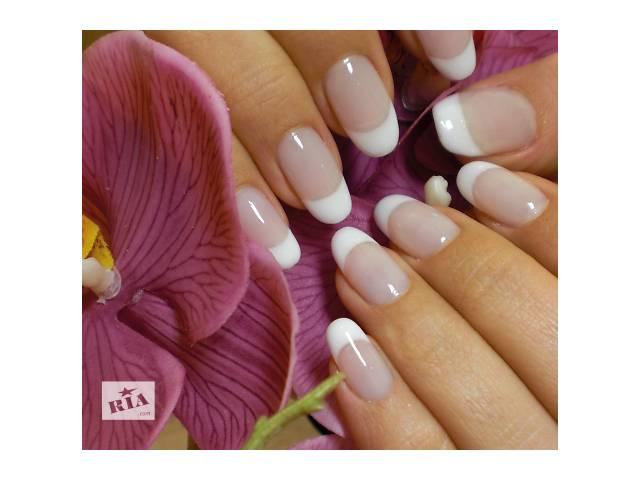 Наращивание ногтей Сумы гелем на дому.- объявление о продаже  в Сумах