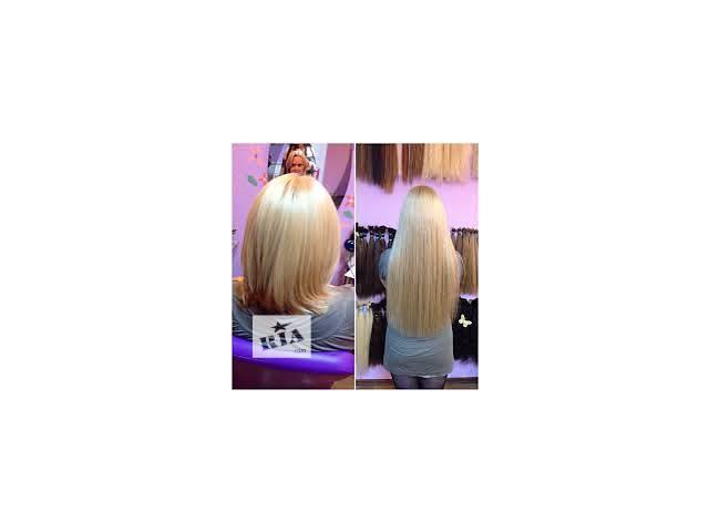 Наращивание волос400грн!Ресницы 120грн!- объявление о продаже  в Харькове