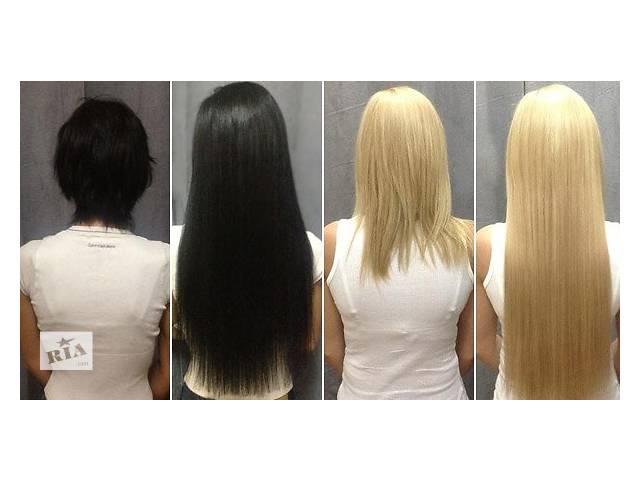 Наращивание волос- объявление о продаже  в Киеве