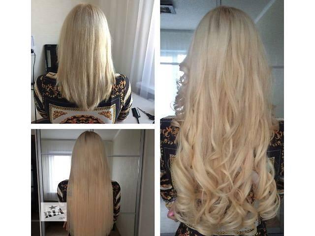 купить бу Наращивание волос в Одессе