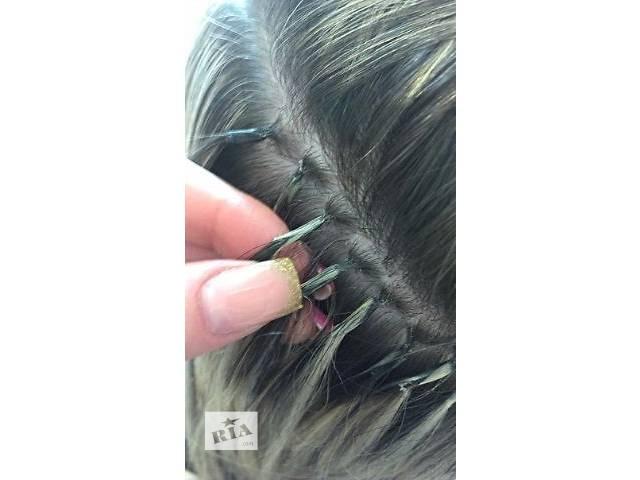 нарастить волосы житомир