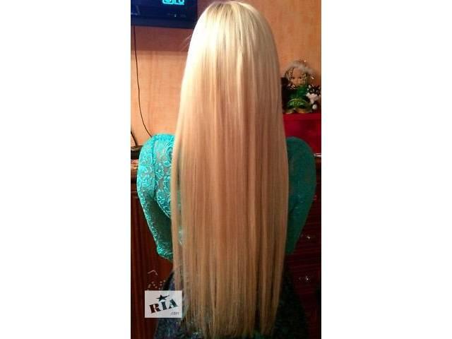 купить бу Наращивание волос и ресниц Наращивание волос в Киеве