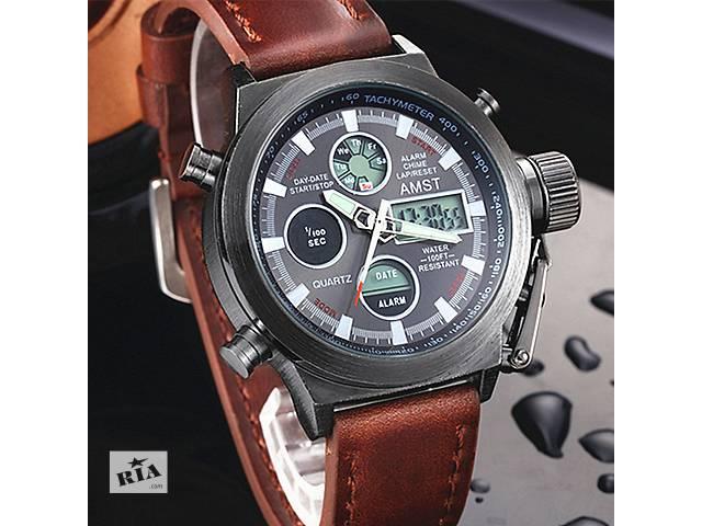 Наручные часы AMST 3003 для мужчин, знающих толк в жизни!- объявление о продаже  в Черновцах