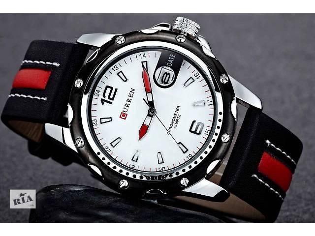 купить бу Наручные часы мужские CURREN Black в Кривом Роге