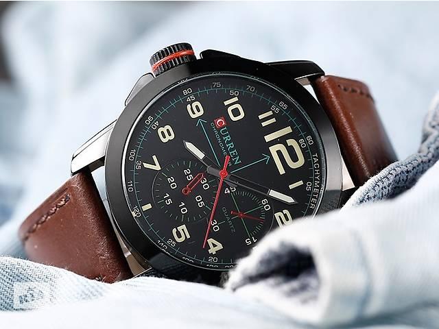 Наручные часы мужские Curren Brown ( Оригинал )- объявление о продаже  в Кривом Роге