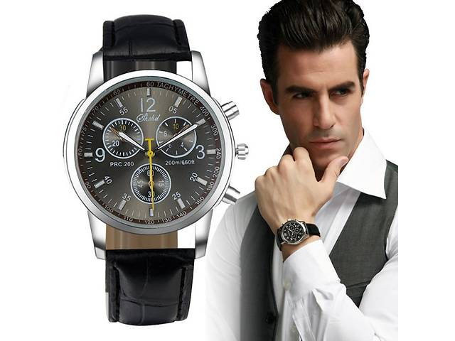 продам Наручные часы мужские SANWOOD PRC-200 бу в Кривом Роге (Днепропетровской обл.)