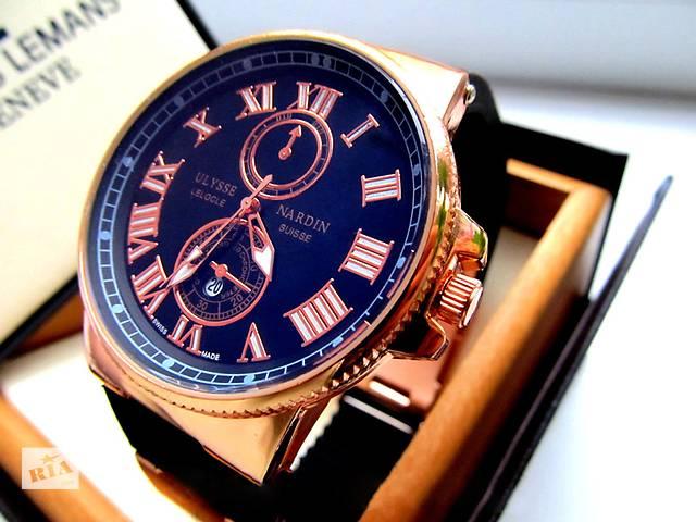 Наручные Часы Ulysse Nardin! Отличный подарок для любого мужчины!- объявление о продаже  в Харькове