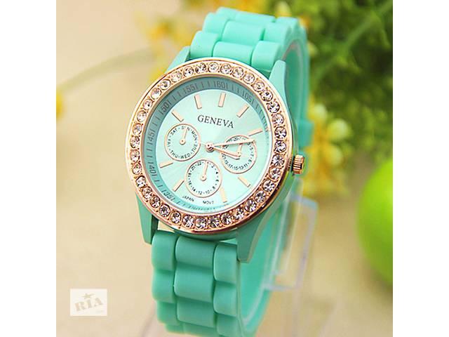 Дешевые бирюзовые часы