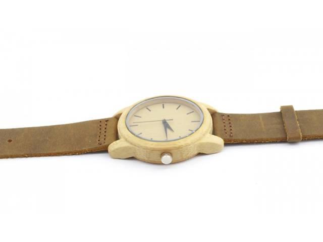 купить бу Наручные деревянные часы SkinWood White   в Киеве