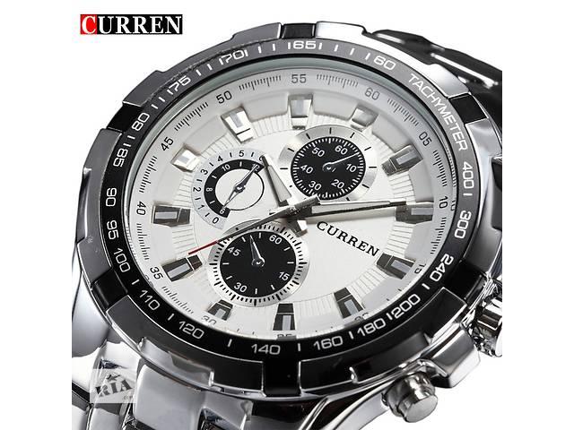 бу Наручные мужские часы CURREN Silver в Кривом Роге