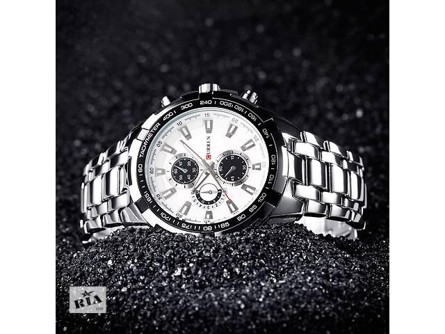 бу Наручные мужские часы CURREN Silver в Кривом Роге (Днепропетровской обл.)