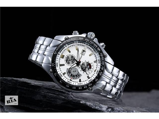 купить бу Наручные мужские часы CURREN SILVER в Кривом Роге