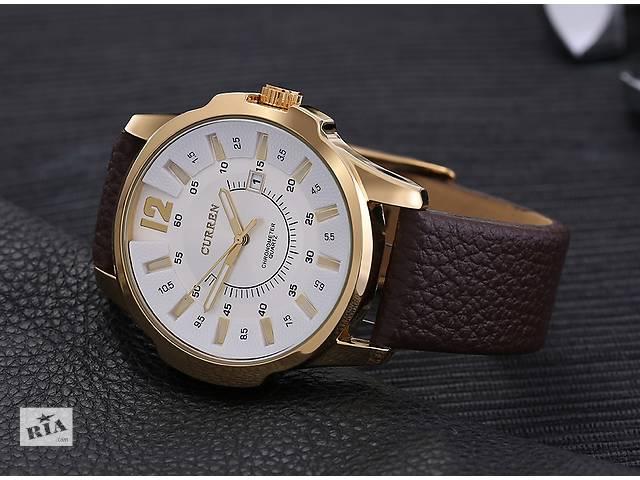 продам Наручные мужские часы CURREN бу в Кривом Роге (Днепропетровской обл.)