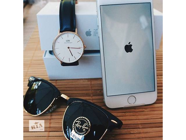 продам Наручные мужские часы Daniel Wellington бу в Киеве