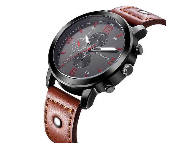 Наручные мужские часы HANNAH MARTIN Original.- объявление о продаже  в Кривом Роге