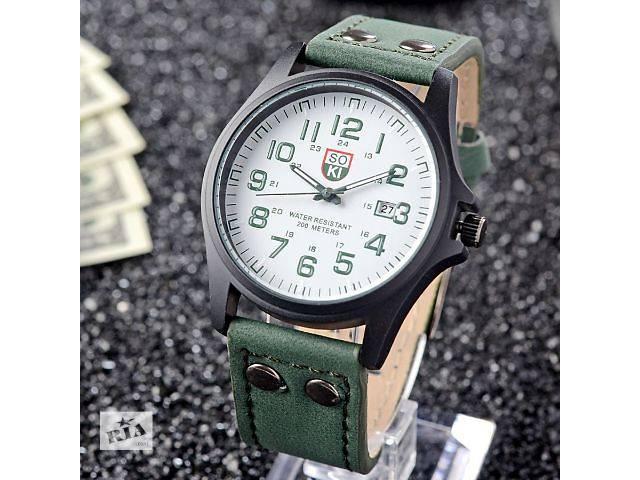 купить бу Наручные мужские часы SOKI в Кривом Роге (Днепропетровской обл.)