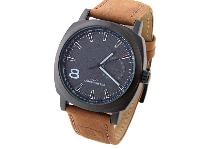 curren watch gmt chronometer жирная