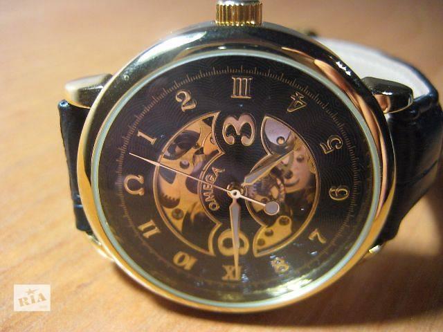 Продать часы omega бу