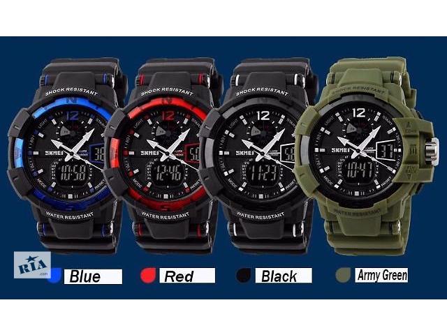продам Наручные часы SKMEI 1040 бу в Львове