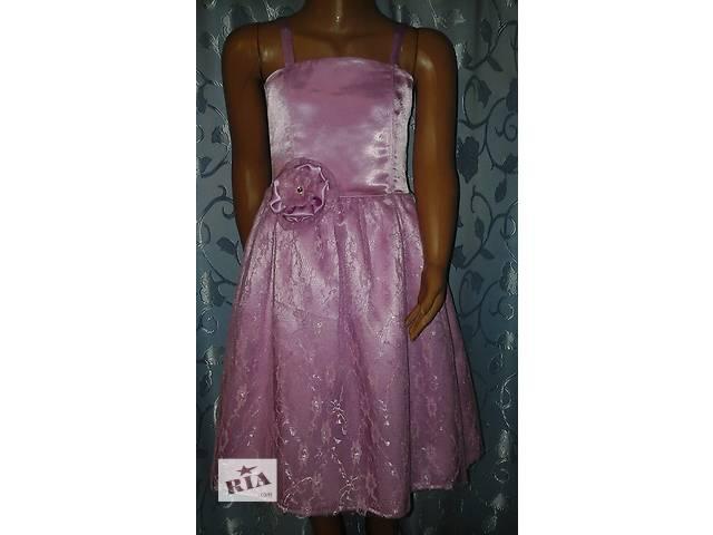 бу Нарядное детское платье с корсетом, модель № 46 в Хмельницком
