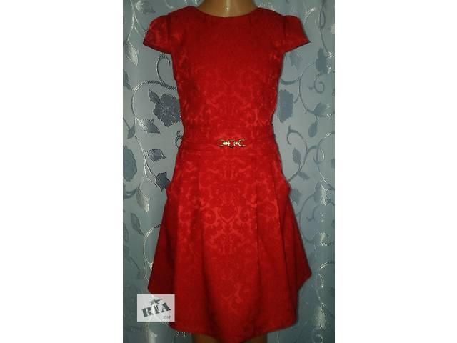бу Нарядное детское платье, жаккардовое, модель № 56 в Хмельницком