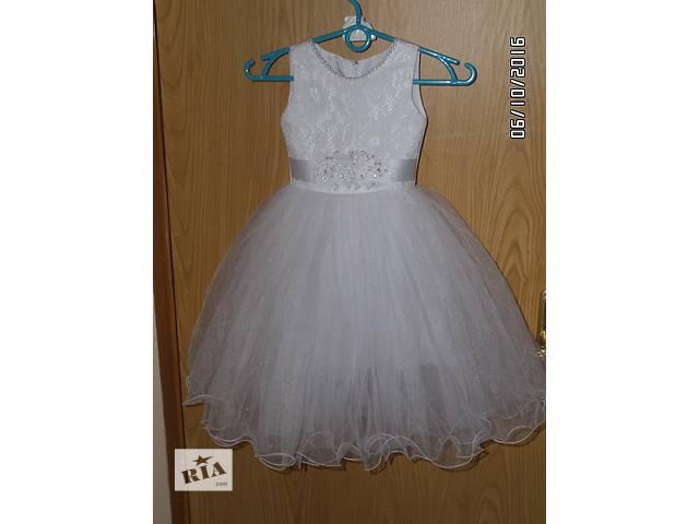 продам Нарядное платье 28 размер, новое, 2 модельки бу в Киеве