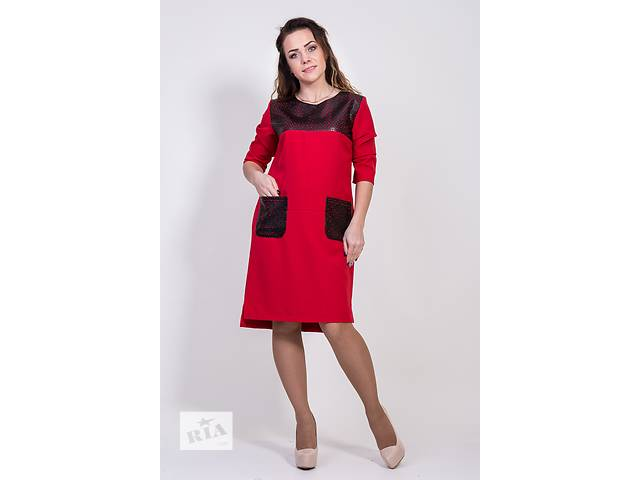 Нарядное платье больших размеров код 3789- объявление о продаже  в Хмельницком