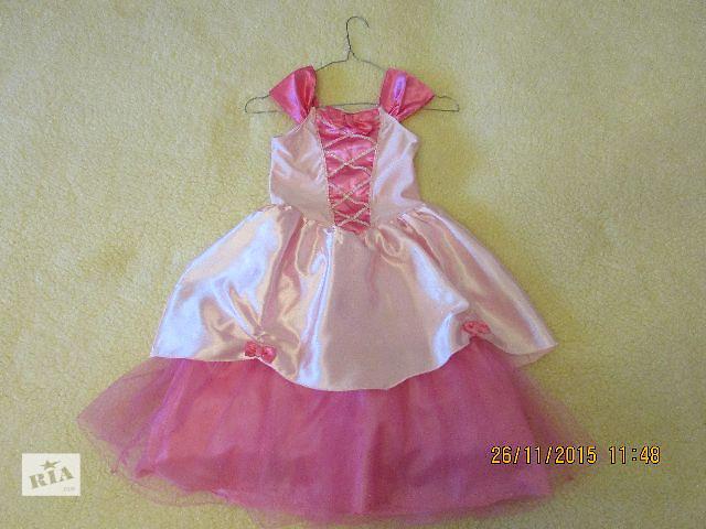 продам нарядное платье Принцессы Феи бу в Львове
