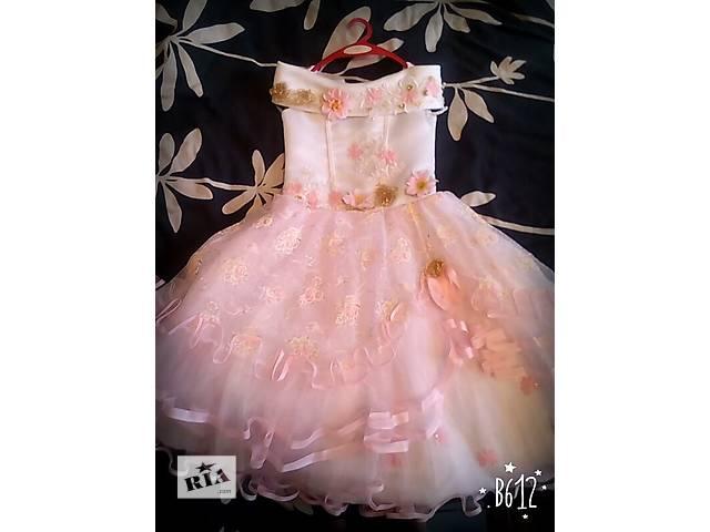 Нарядное платье- объявление о продаже  в Одессе