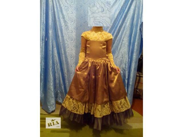 бу Нарядное платье для девочки в Харькове