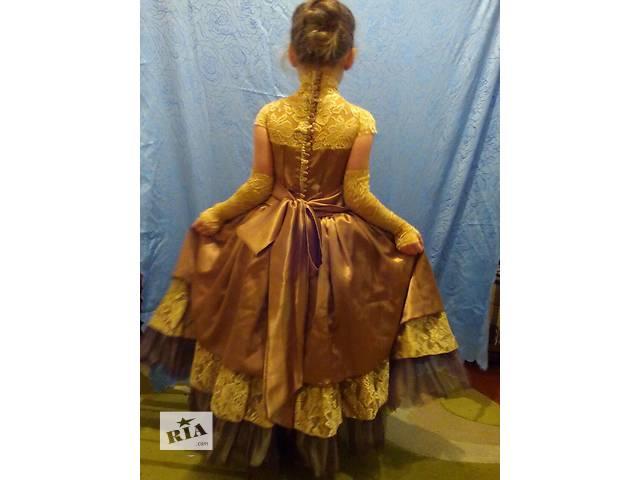 продам Нарядное платье для девочки бу в Харькове