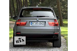 Новые Глушители BMW X5