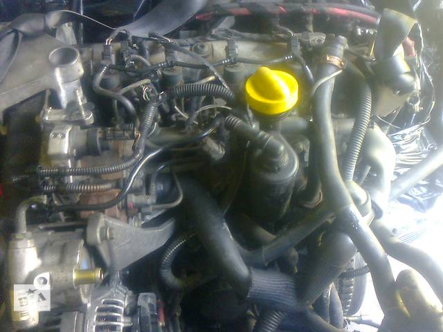 купить бу  Насос топливный для легкового авто Renault Kangoo dti в Бориславе