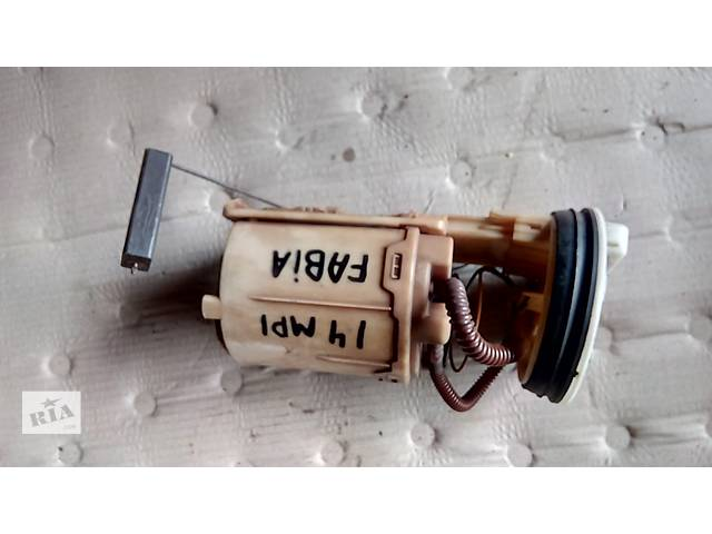 купить бу насос топливный (бензонасос) для Skoda Fabia 1.4mpi 6Q0919051 в Львове