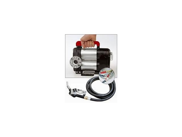 продам Насос,миниАЗС 12,24Вольт 85л/мин для перекачки дизтоплива BI-PUMP,PIUSI бу в Луцке
