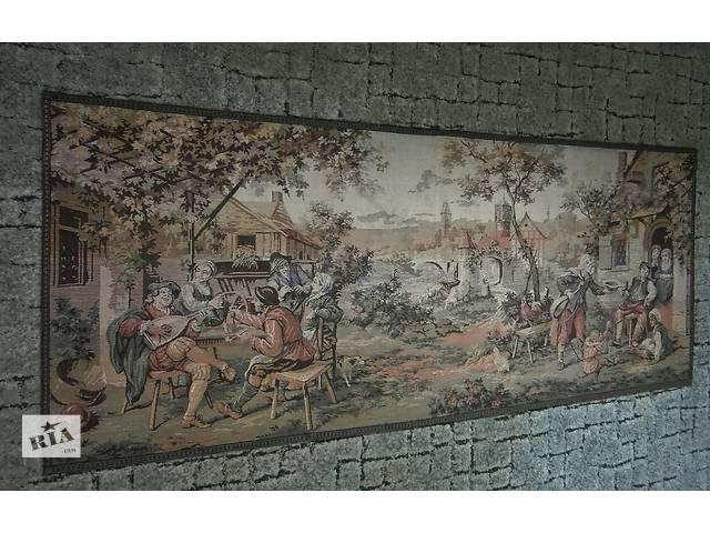 Настенный гобелен,1.59x0.67 м, Германия 1905-й год- объявление о продаже  в Каменском (Днепропетровской обл.) (Днепродзержинск)