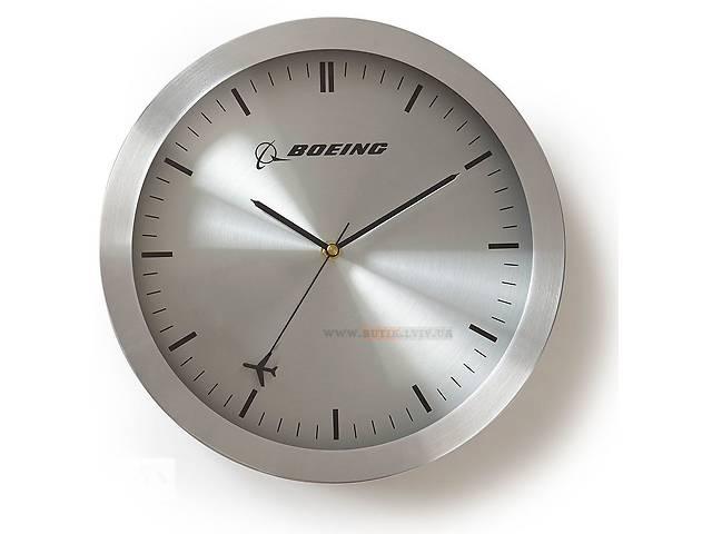 Настенные часы Боинг, оригинал!- объявление о продаже  в Львове