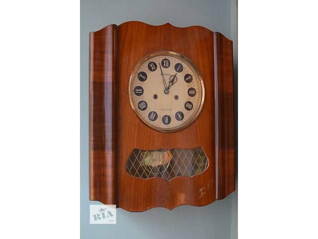 Настінний годинник (з маятником, з боєм)- объявление о продаже  в Киеве