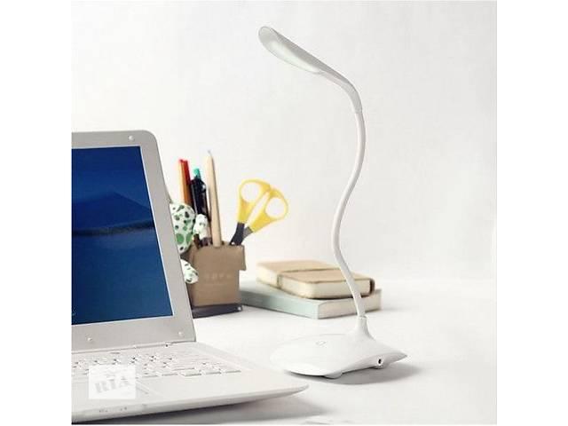 купить бу Настольная декоративная лампа с аккумулятором от USB KSB 188 B, сенсор в Николаеве